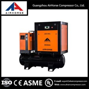 Hot Selling Industrial Combined Screw Air Compressor pictures & photos
