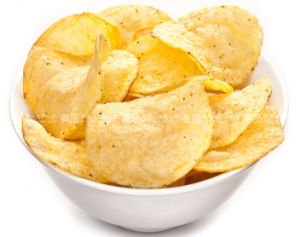 High Quality Natural Fried Potato Chips Making Machine pictures & photos