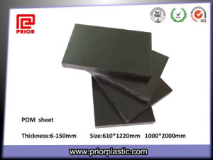 High Density Extruded Engineering Plastic POM Sheet pictures & photos