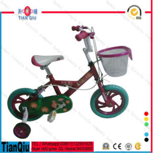 2016 Good Sales Children Bicycle Girls Bike 16 Inch Children Bicycle pictures & photos