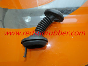 NBR/EPDM/Silicone/Viton/FKM Rubber Bellow pictures & photos