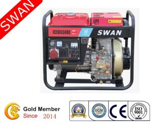 3 Kw Electric Diesel Generators (JCED3500L)