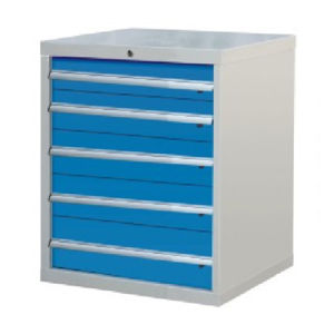 Westco Tool Cabinet with Drawers (Drawer Cabinet, Workshop Cabinet, ML-0850-5)