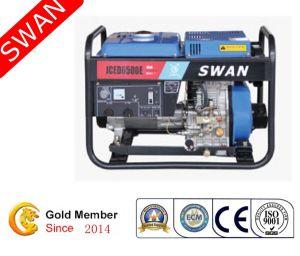 Quiet Small Diesel Generator (JCED3500L)