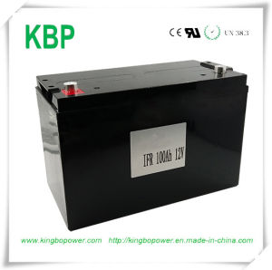 LiFePO4 Battery 12V 80ah Replacement SLA Battery with BMS pictures & photos