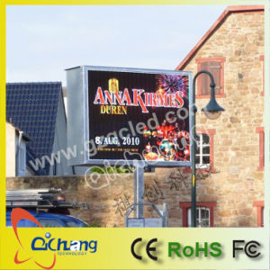 P6 Outdoor Full Color LED Screen pictures & photos
