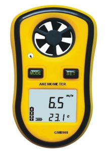 GM8908 Digital Air Flow Anemometer/Anemometer pictures & photos
