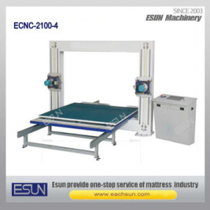 CNC Rotate Table Foam Cutting Machine pictures & photos