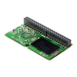 IDE 44 Pin 4 Channel Horizontal+Socket 4GB Flash Drive