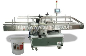 Petrol Can Automatic Side Labeling Machine/Labeler