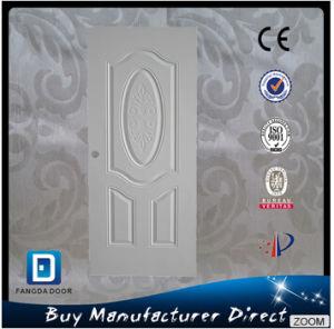 Classic 6 Panel American Prehung Wood Frame Exterior Steel Door pictures & photos