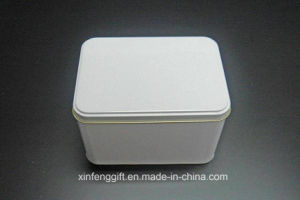 Square Metal Tea Tin Box pictures & photos