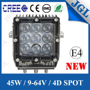 4.5′′ LED Work Light Lamp Heavy-Duty LED Work Light