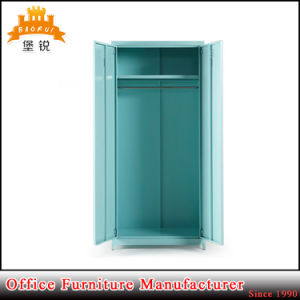Luoyang Cheap Steel Clothes Cabinet for Sale pictures & photos