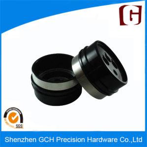 Black Anodized Precision Aluminum Machining Part