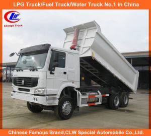 Heavy Duty Sinotruk Sino Truck HOWO Dump Trucks 371HP for Sale pictures & photos