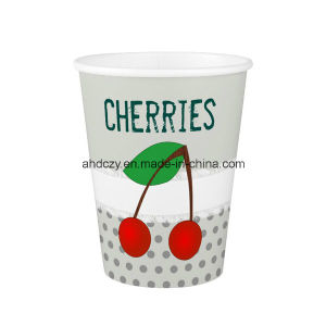 Custom Printed Cheap 9oz Personalized to Go Cup for Drink pictures & photos