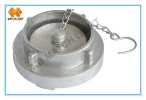 Alloy Storz Fire Hose Coupling with Chain pictures & photos