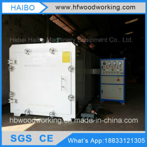 Dx-4.0III-Dx High Frequency Vacuum Lumber/Timber/Wood Kiln Dryer Machine