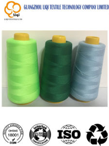 75D/2 High-Tenacity Ring-Spun 100% Polyester Embroidery Sewing Thread Fabric Thread pictures & photos