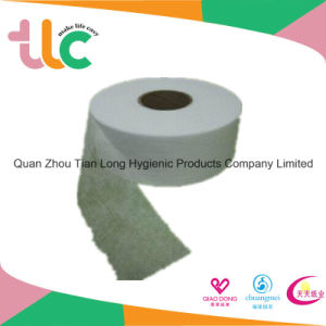 Sap Fluffy Nonwoven Absorbent Paper for Sanitary Napkins pictures & photos