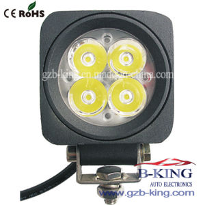 IP67 12W Square LED Work Light pictures & photos