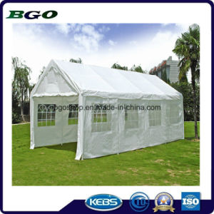 PVC Coated Tarpaulin Building Material Cover Awning (1000dx1000d 23X23 700g) pictures & photos