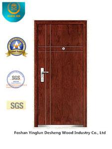 Simplestyle Security Steel Door for Interior (B-1008) pictures & photos