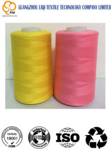 High Tensile Strength Poly Poly Core-Spun Sewing Thread pictures & photos