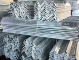 Q235/Ss400hot Rolled Galvanized Steel Angle pictures & photos