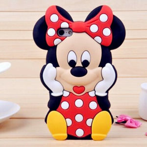 2016 Hottest Cartoon Silicone Ruber Cell Phone Case pictures & photos