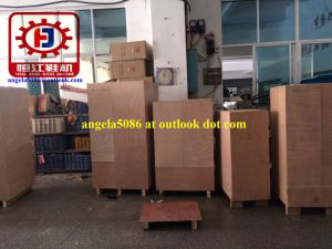 China Bottom Adjustable Sole Making Shoe Lining Machine pictures & photos