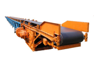 Fixed Long Distance Mine Conveyor Belt Durable Chain Conveyors pictures & photos