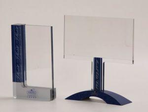 Hot Selling Modern Acrylic Menu Holder (HY-YXX528)