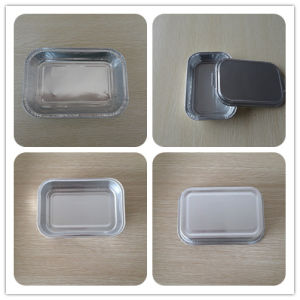 Food Grade Smooth Wall for Baking Foil Airline Container pictures & photos