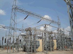 100~500kv Substation Structure of High Voltage Transmission Line