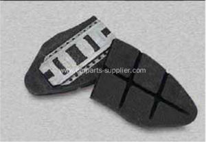 Semi-Metallic Train Brake Pads for Railway pictures & photos
