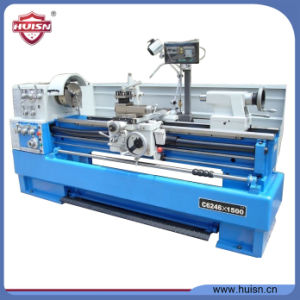 C6246 Spindel Bore 58mm Factory Sale Cheap Heavy Lathe Machine C6241with CE pictures & photos