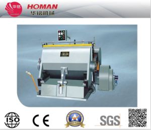 Die Cutting and Creasing Machine for Carton pictures & photos
