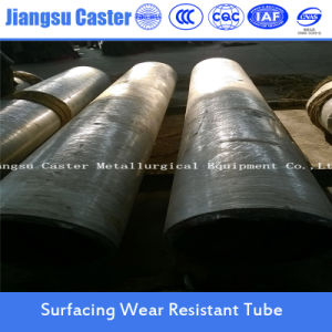 Direct Factory Produce Seamless Bimetal Cladding Hardfacing Pipe pictures & photos