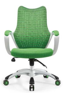 High Quality Middle Back Office Chair Mesh Chair Fabric Chair Task Chair pictures & photos