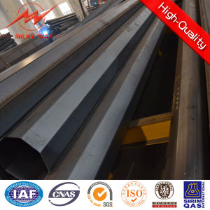 Multisided Electric Steel Pole for Over Headline Project pictures & photos