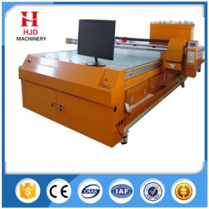 Hot Sell Plate Type Digital Textile Printer pictures & photos