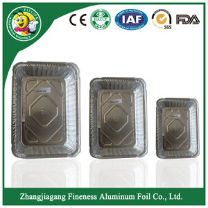 Good Quality of Disposable Foil Large Container Tray pictures & photos