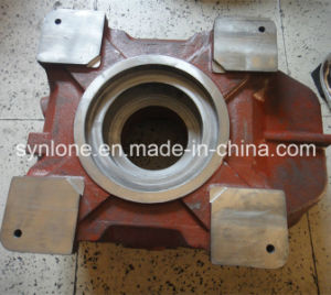 Iron Sand Casting and Machining Gear Box Transmission pictures & photos