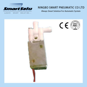 Smart High Quality Mini Solenoid Valve Wvr130c-12A pictures & photos