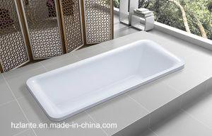 2016 New Design Printed Acrylic Freestanding Bath Tub (LT-3E) pictures & photos