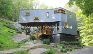 Peison Folding Mobile Prefabricated/Prefab House/ Villa for Tourist Attraction pictures & photos