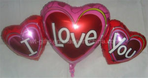 Advertising Personalized Foil Balloons with Printed Logo