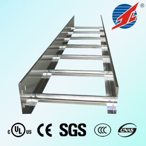 Vertically Integrated Steel Cable Tray and Cable Ladder